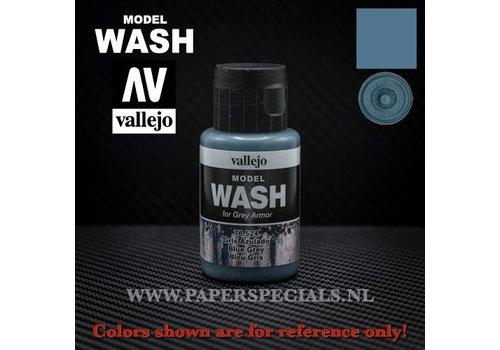 Vallejo Vallejo - Model Wash 35ml - 76.524 Blue Grey