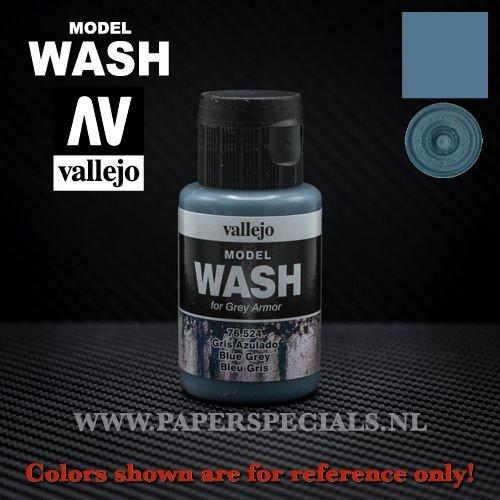 Vallejo - Model Wash 35ml - 76.524 Blue Grey
