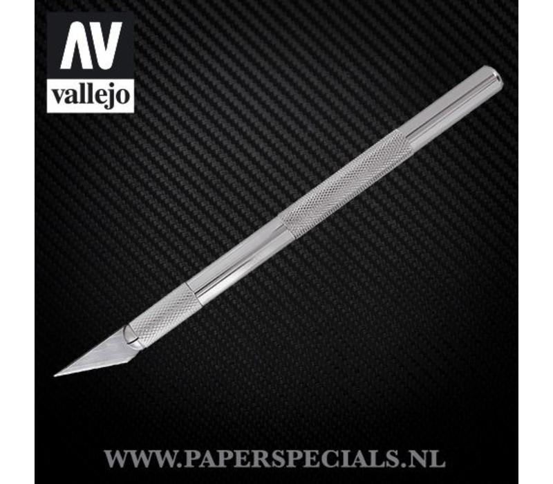 Vallejo - Modeling knife Nº1