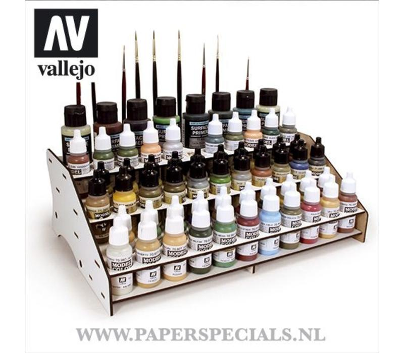 Vallejo - Paint display - Front Module
