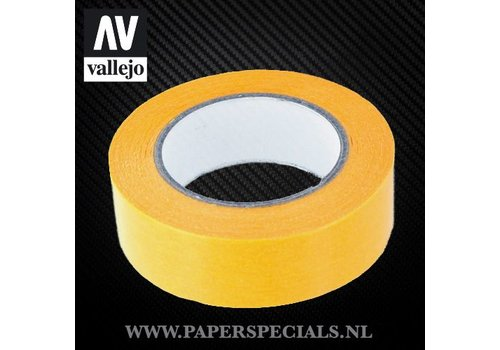 Vallejo Vallejo - Precision Masking Tape 18mm - rol van 18 meter