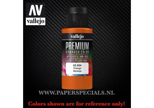 Vallejo Vallejo - Premium RC Color 60ML - 62.004 Orange