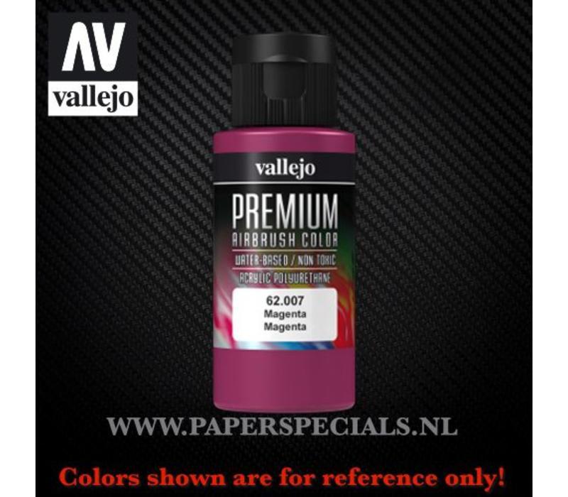 Vallejo - Premium RC Color 60ML - 62.007 Magenta