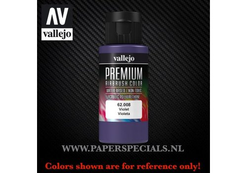 Vallejo Vallejo - Premium RC Color 60ML - 62.008 Violet