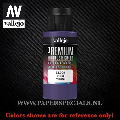 Vallejo - Premium RC Color 60ML - 62.008 Violet