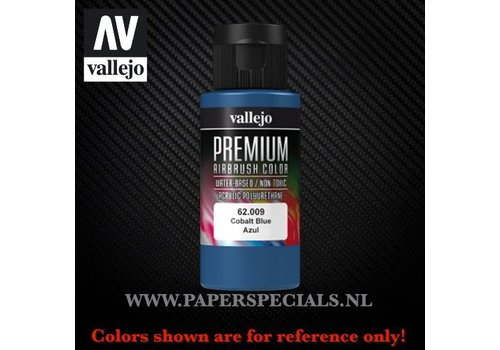 Vallejo Vallejo - Premium RC Color 60ML - 62.009 Cobalt Blue