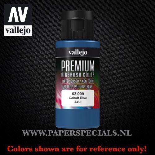 Vallejo - Premium RC Color 60ML - 62.009 Cobalt Blue