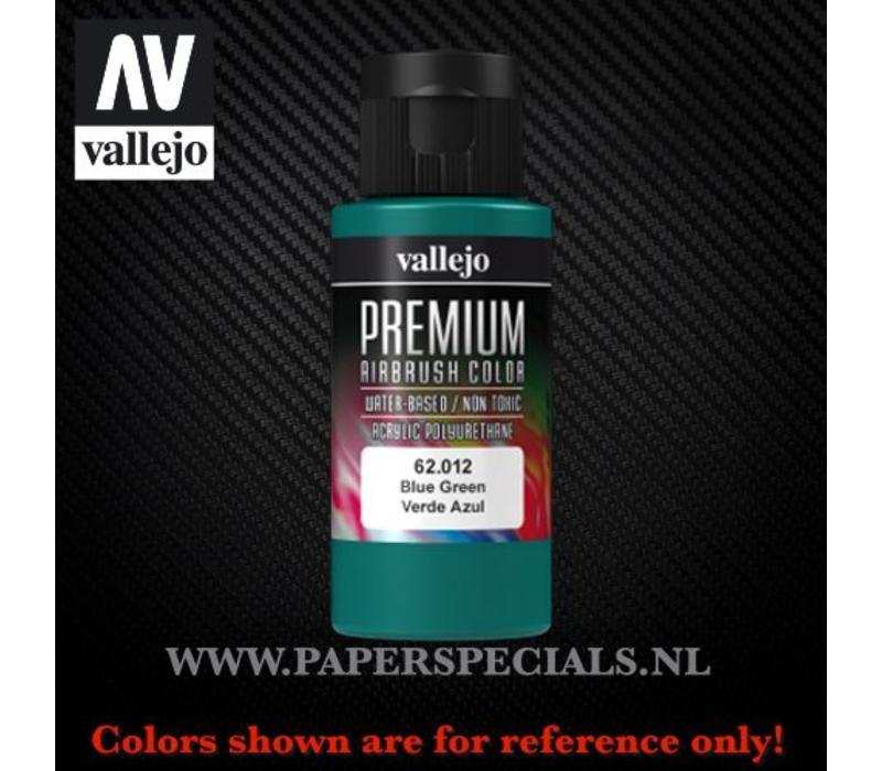 Vallejo - Premium RC Color 60ML - 62.012 Blue Green