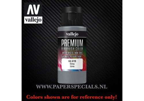 Vallejo Vallejo - Premium RC Color 60ML - 62.019 Grey