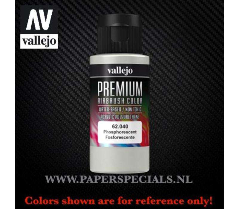 Vallejo - Premium RC Color 60ML - 62.040 Phosphorescent