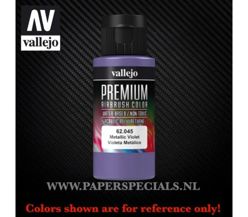 Vallejo - Premium RC Color 60ML - 62.045 Metallic Violet