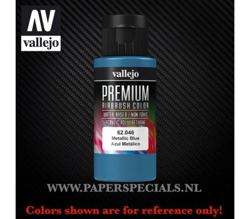 Vallejo - Premium RC Color 60ML - 62.046 Metallic Blue