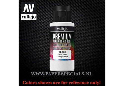 Vallejo Vallejo - Premium RC Color 60ML - 62.068 Clear Base