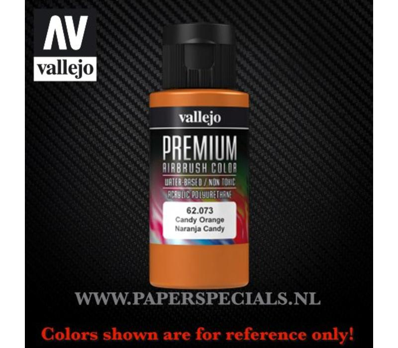 Vallejo - Premium RC Color 60ML - 62.073 Candy Orange