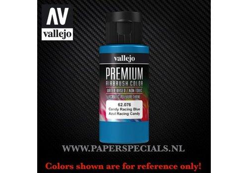 Vallejo Vallejo - Premium RC Color 60ML - 62.076 Candy Racing Blue