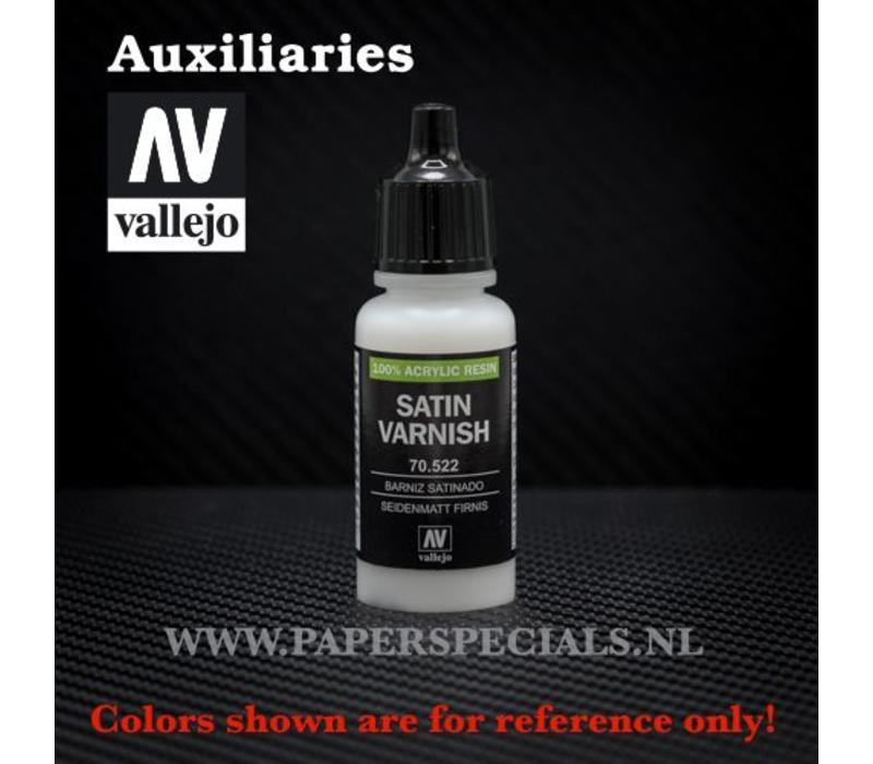 Vallejo - Satin Varnish - 17ml