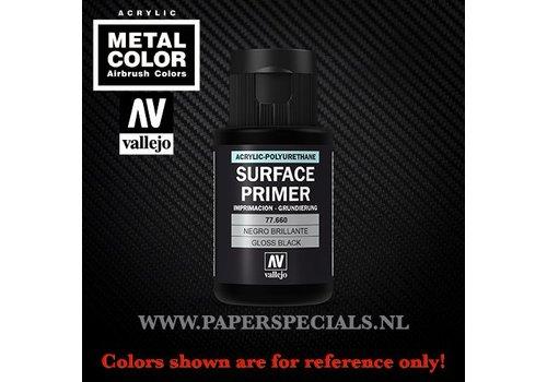 Vallejo Vallejo - Surface Primer 35ml - 77.660 Gloss Black