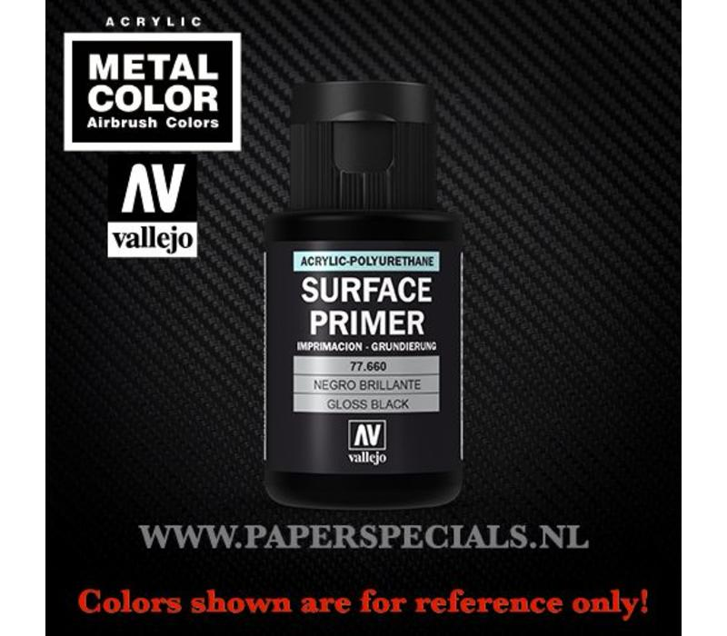 Vallejo - Surface Primer 35ml - 77.660 Gloss Black