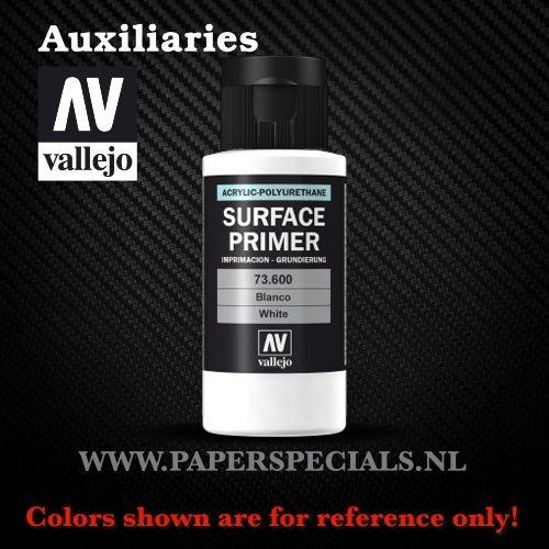 Vallejo - Surface Primer 60ml - 73.600 White