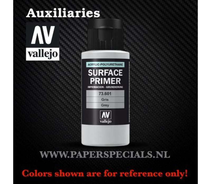 Vallejo - Surface Primer 60ml - 73.601 Grey