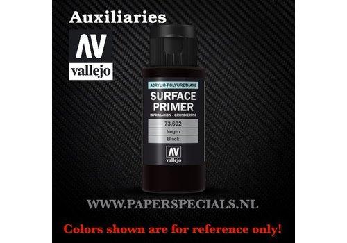 Vallejo Vallejo - Surface Primer 60ml - 73.602 Black