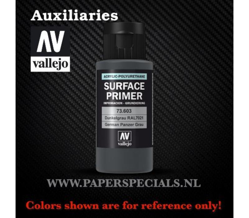 Vallejo - Surface Primer 60ml - 73.603 German Panzer Grey