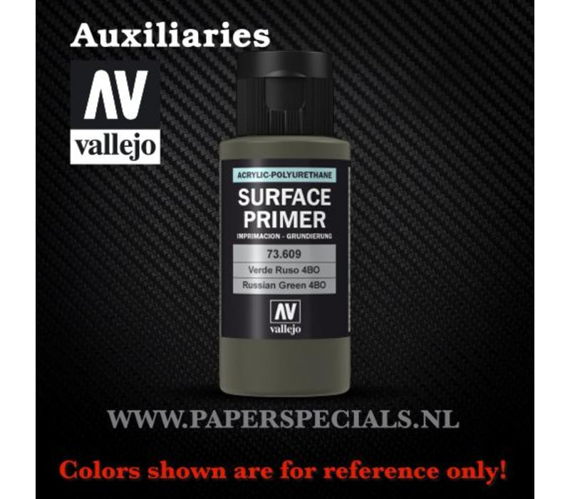 Vallejo - Surface Primer 60ml - 73.609 Russian Green 4BO