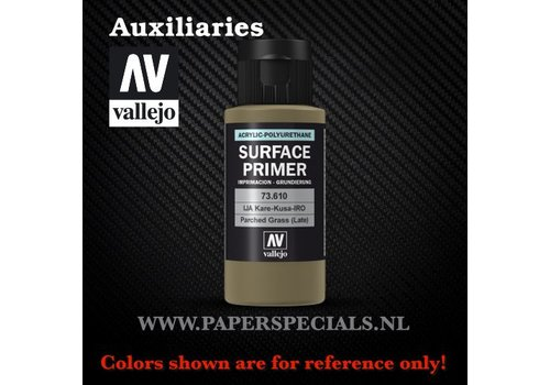 Vallejo Vallejo - Surface Primer 60ml - 73.610 Parched Grass(late)