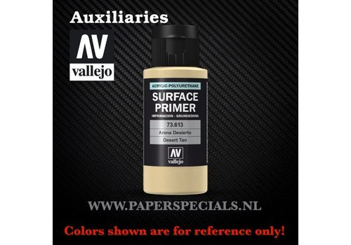 Vallejo Vallejo - Surface Primer 60ml - 73.613 Desert Tan