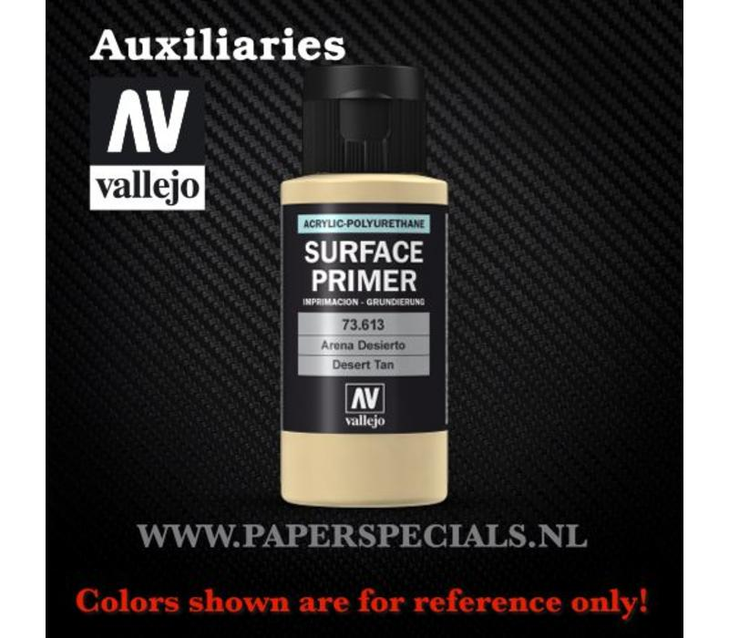 Vallejo - Surface Primer 60ml - 73.613 Desert Tan