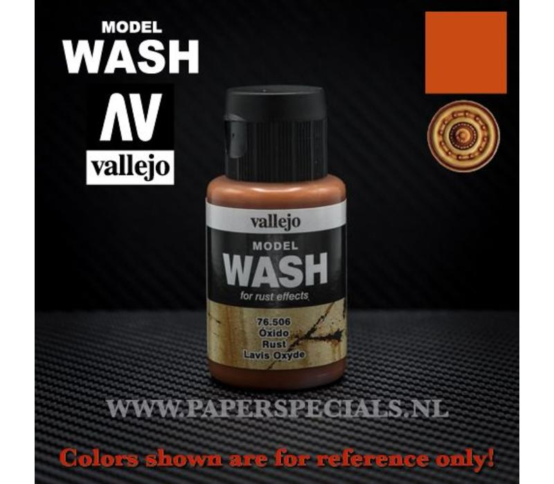 Vallejo - Model Wash 35ml - 76.506 Rust