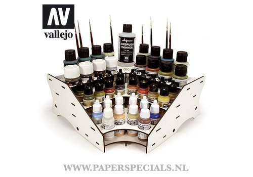 Vallejo Vallejo - Paint display - Corner Module