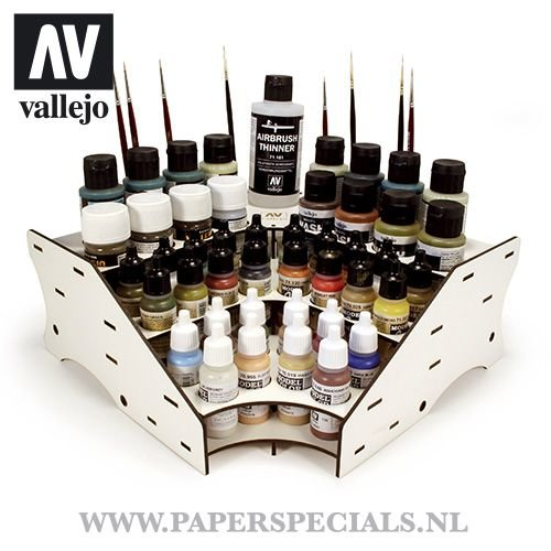 Vallejo - Paint display - Corner Module