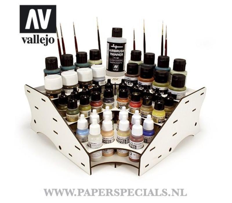 Vallejo - Paint display - Corner Module