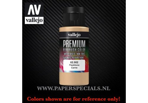 Vallejo Vallejo - Premium RC Color 60ML - 62.002 Fleshtone