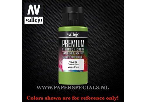 Vallejo Vallejo - Premium RC Color 60ML - 62.039 Fluorescent Green