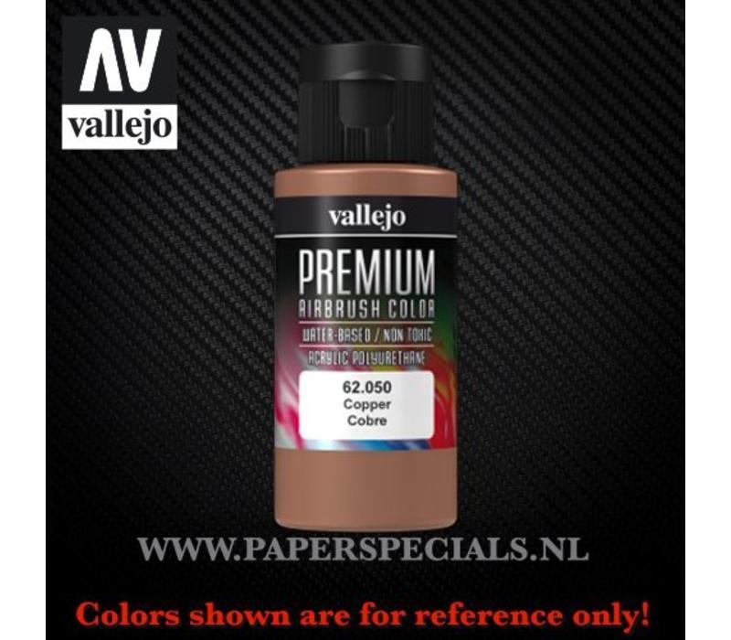 Vallejo - Premium RC Color 60ML - 62.050 Copper