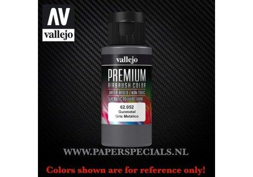 Vallejo Vallejo - Premium RC Color 60ML - 62.052 Gunmetal