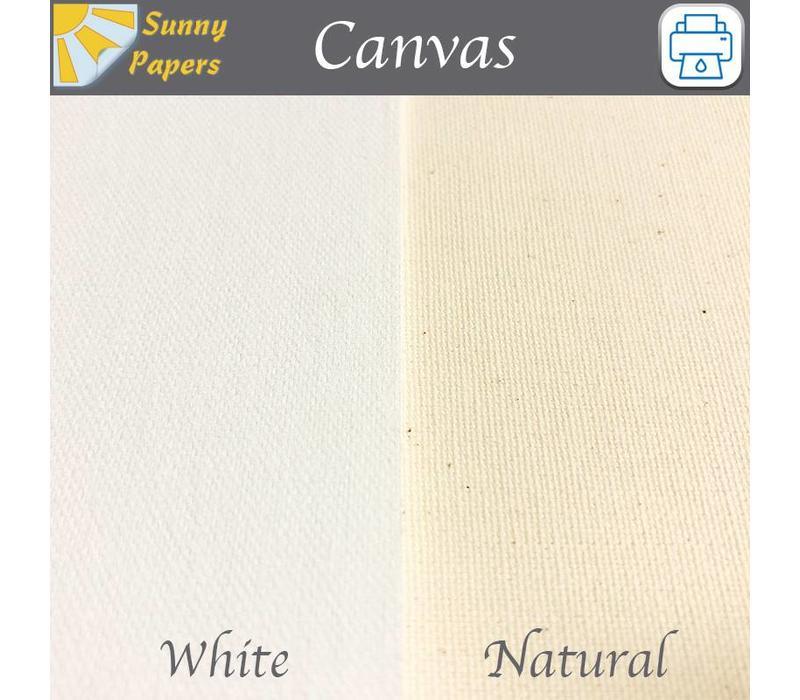Inkjet - Sunny Canvas - Per 5 vellen