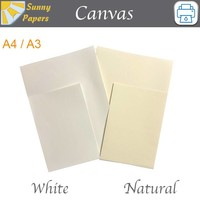 Inkjet - Sunny Canvas - Per 5 Sheets