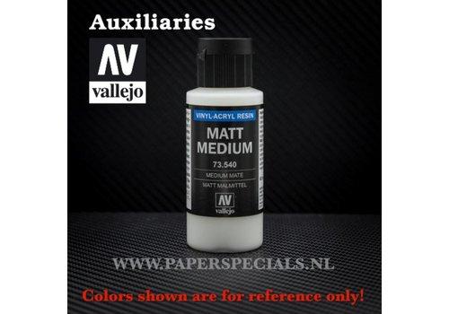 Vallejo Vallejo - Matte Medium 60ml