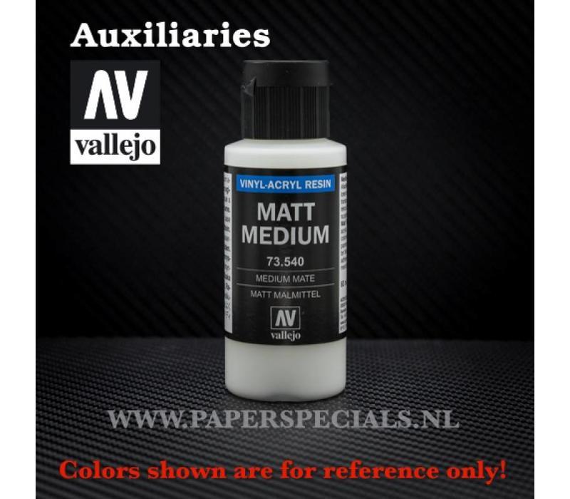 Vallejo - Matte Medium 60ml