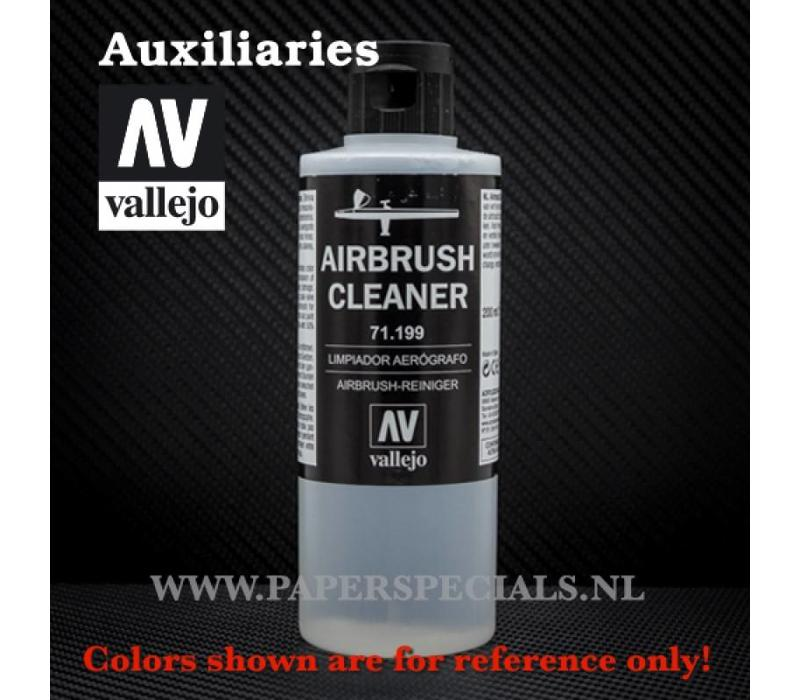 Vallejo - Airbrush Cleaner - 200ml