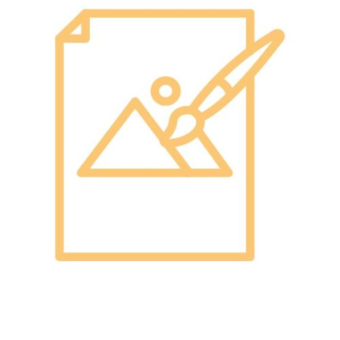 Teken / Airbrush papier