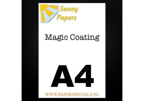 Sunny Papers Sunny - Magic coating paper - per sheet - A4