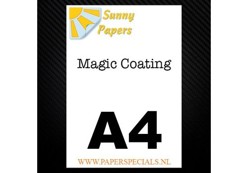 Sunny Papers Sunny - Magic coating papier - per vel - A4