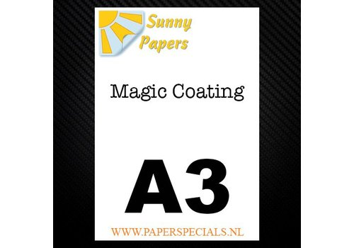 Sunny Papers Sunny - Magic coating papier - per vel - A3