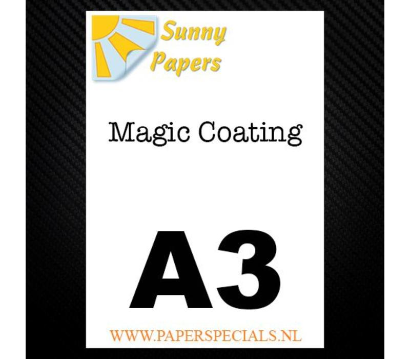 Sunny - Magic coating paper - per sheet - A3