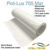 Poli-Lux 705 - Monomeer laminate film matt - 50cm wide, p/mtr - Copy