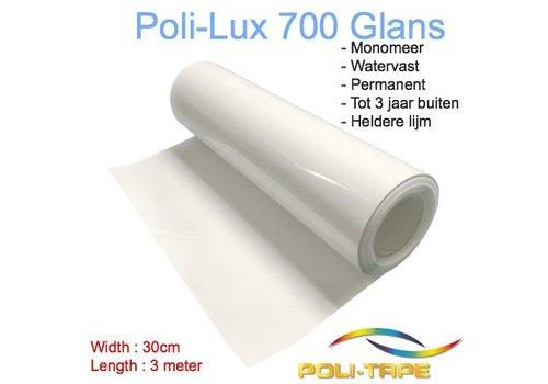 Poli-Lux 700 - Monomer lamination foil glossy - Roll 30cm x 3 meter